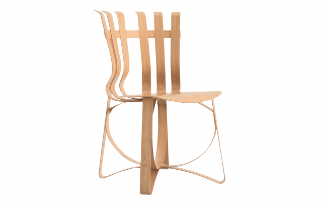 Gehry Hat Trick Armless Chair
