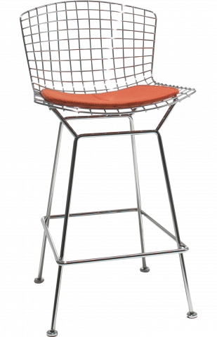 Bertoia Outdoor Bar Stool