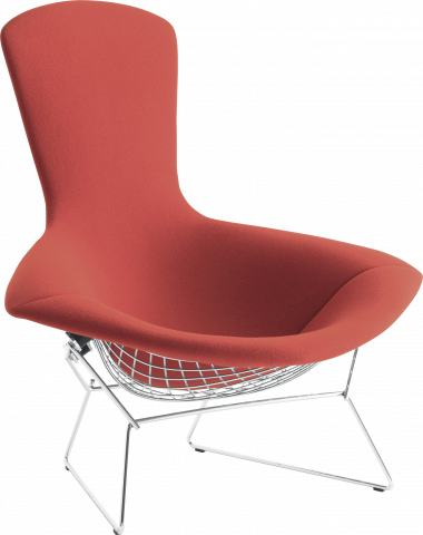 Bertoia High Back Chair
