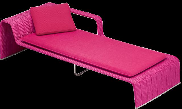 Frame Platform Chaise