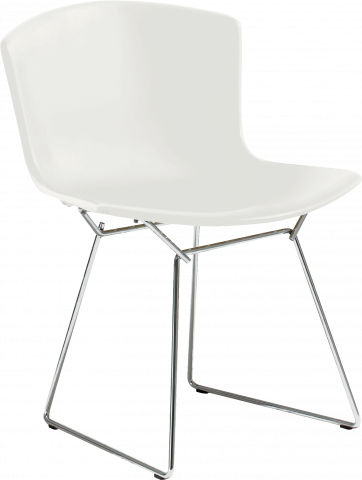 Bertoia Side Chair – Plastic