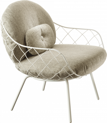 Pina Lounge Outdoor Chair