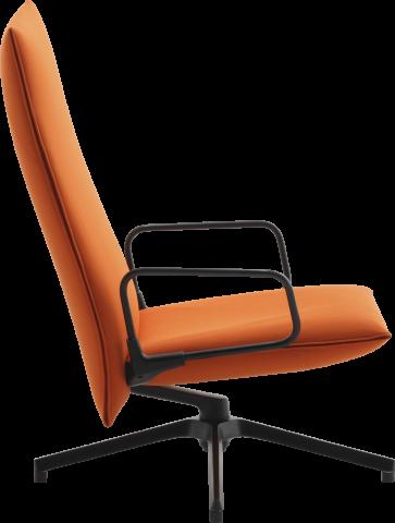 Pilot Chair & Ottoman