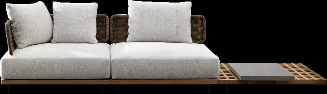 Quadrado Outdoor Sofa