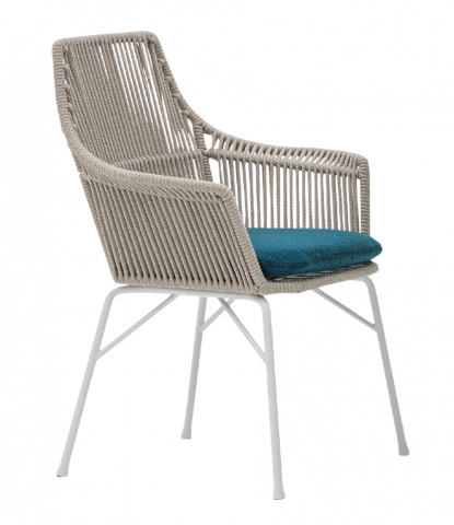 York Outdoor Chair- Cord