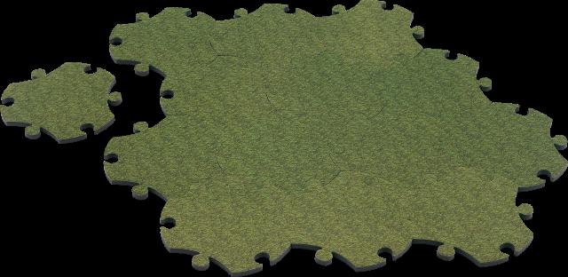 Puzzle Carpet