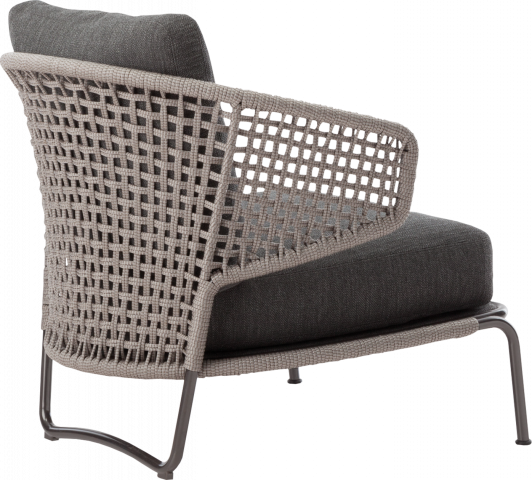 Aston Cord Indoor Lounge Chair