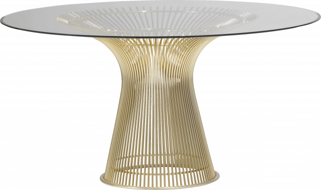 Platner Gold Table
