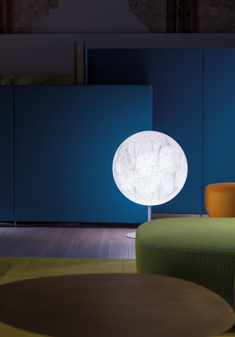 Moon Floor light