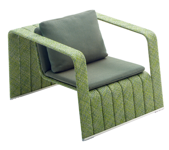 Frame Arm Chair