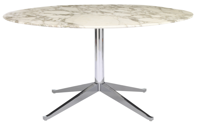 Florence Knoll Oval and Round Tables